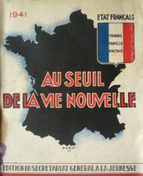1941 secrétariat à la jeunesse