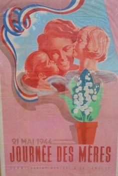 21 05 1944 journée des mères