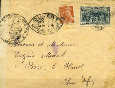 controle-postal CA 14