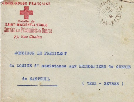 croix rouge française service des prisonniers de guerre