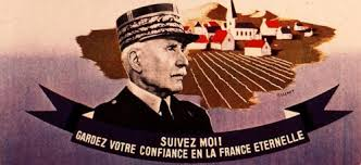 le retour à la terre affiche propagande de Vichy