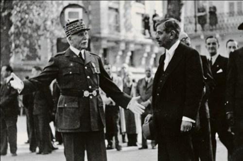 laval et Pétain