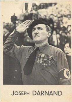 portrait de joseph darnand