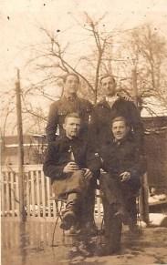 prisonniers de guerre STALAG IV A