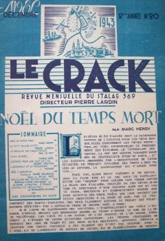 "journal du stalag 369 ""le crack"""