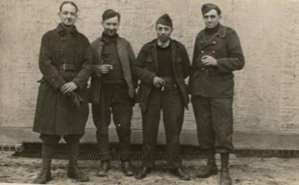 prisonniers de guerre loyer albert stalag IX B