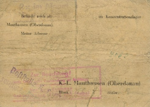 mauthausen oberdenau
