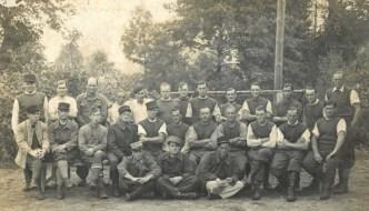 STALAG VIII C 1941 prisonniers de guerre ALPHONSE POISON