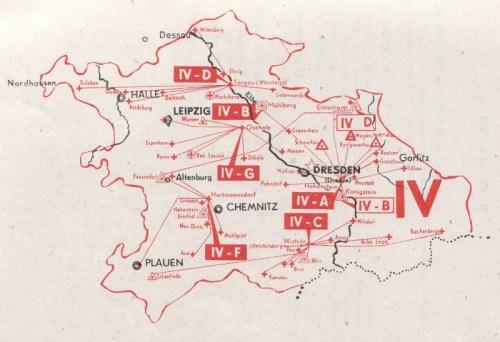 carte de la 4e région