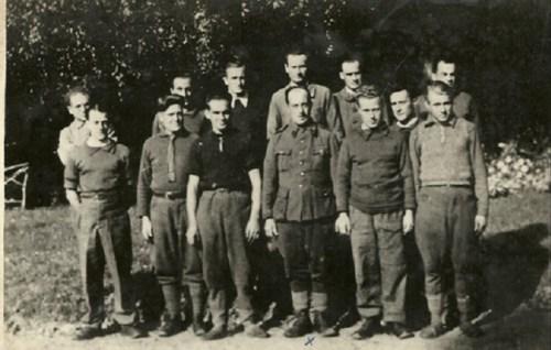 prisonniers de guerre stalag Ière région