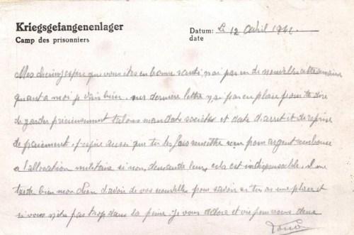 12 04 1942 stalag IV C