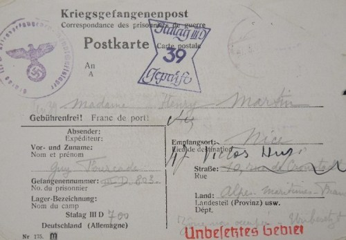15 03 1941 stalag III D