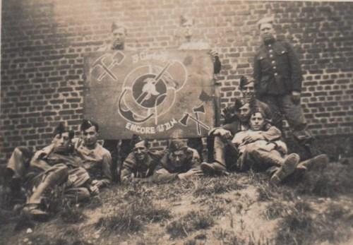 prisonniers de guerre Le Cot Marius stalag XI B