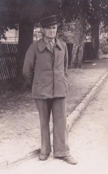 camarade de captivité du grand père de Mickaël Grogneuf au stalag IX B