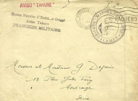 03 03 1934 aviso Tahure