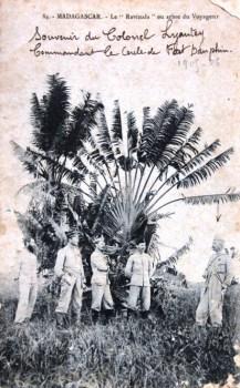 le colonel Lyautey à Madagascar
