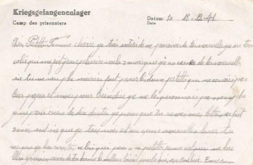 27 12 1941 stalag IV A