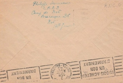 02 08 1940 camp de noé baraque 25
