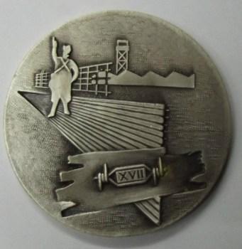médaille des prisonniers des stalags de la 17e région