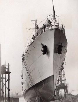 01 10 1932 le contre torpilleur Vauquelin