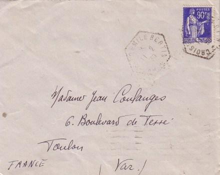 11 02 1930 croiseur émile Bertin