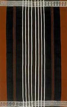 lamba-tunique des Malgaches
