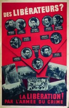 l'affiche rouge 1944