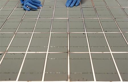 Manufacturing Photovoltaic Cells (Reuters)