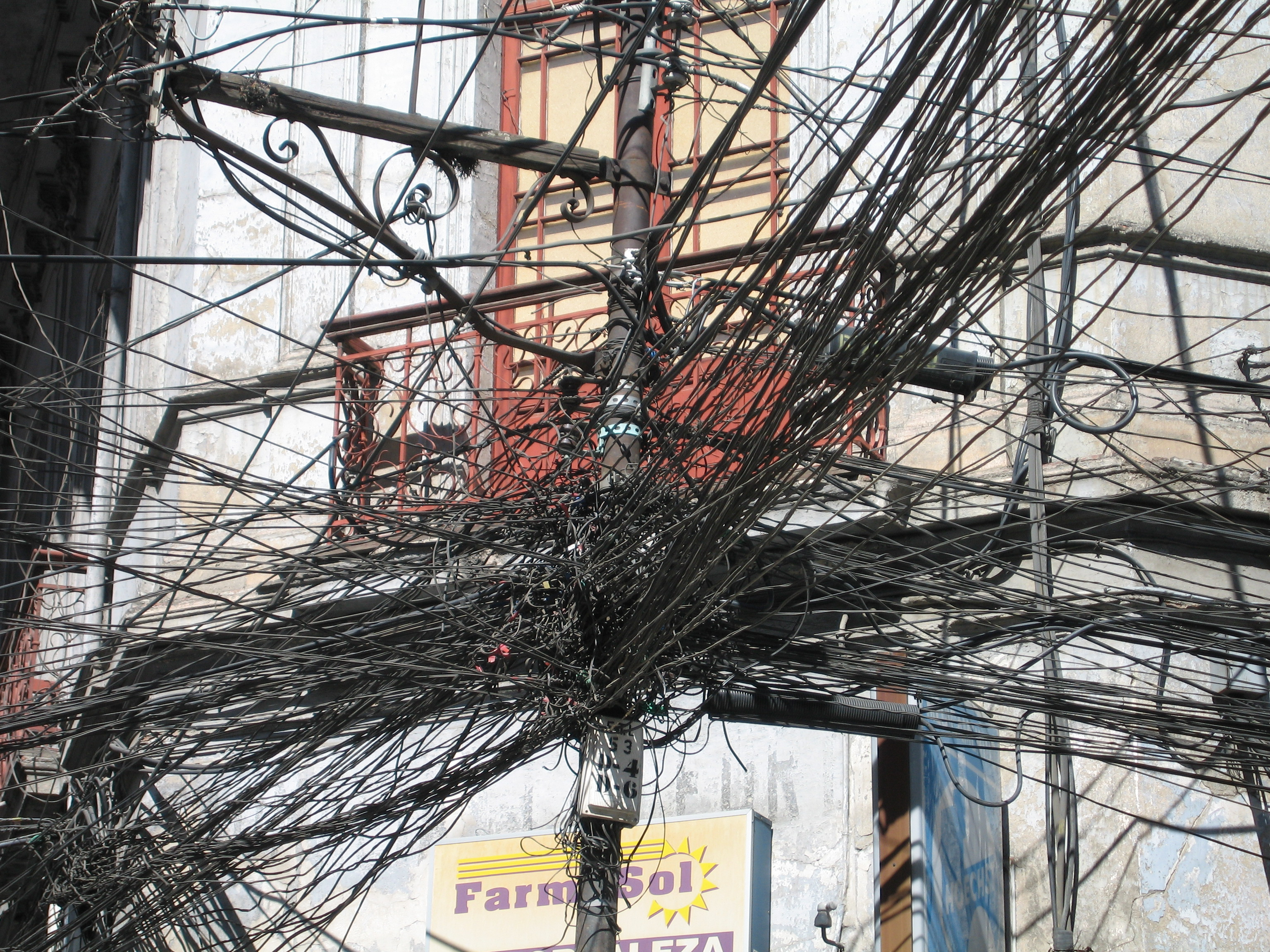 Network Noises