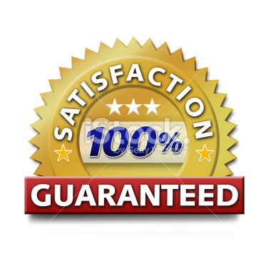 Carpet Cleaning Satisfaction Guaranteed