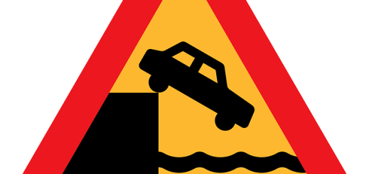 caution-danger ahead