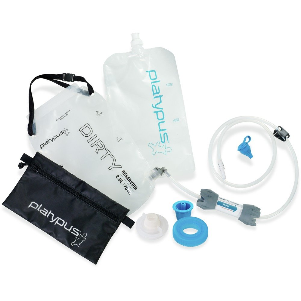 Platypus water filter set