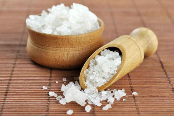 Băi de sare pentru varice