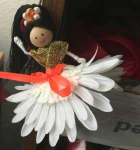 Hi Fi fairy doll