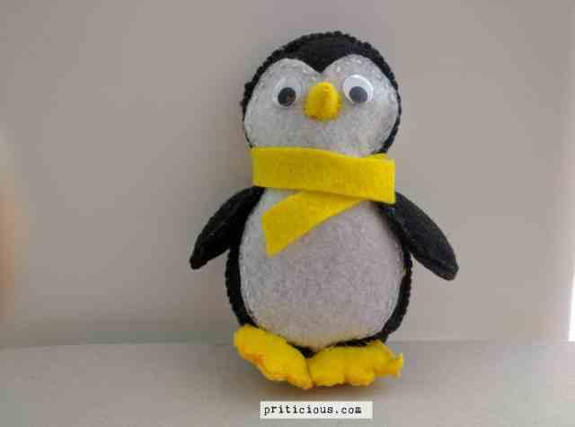felt-penguin