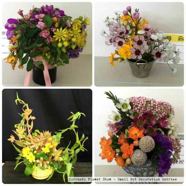 miniature flower pot decoration entries