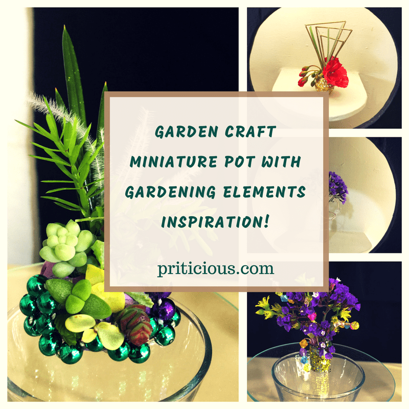 Gardening Craft - Design Inspiration