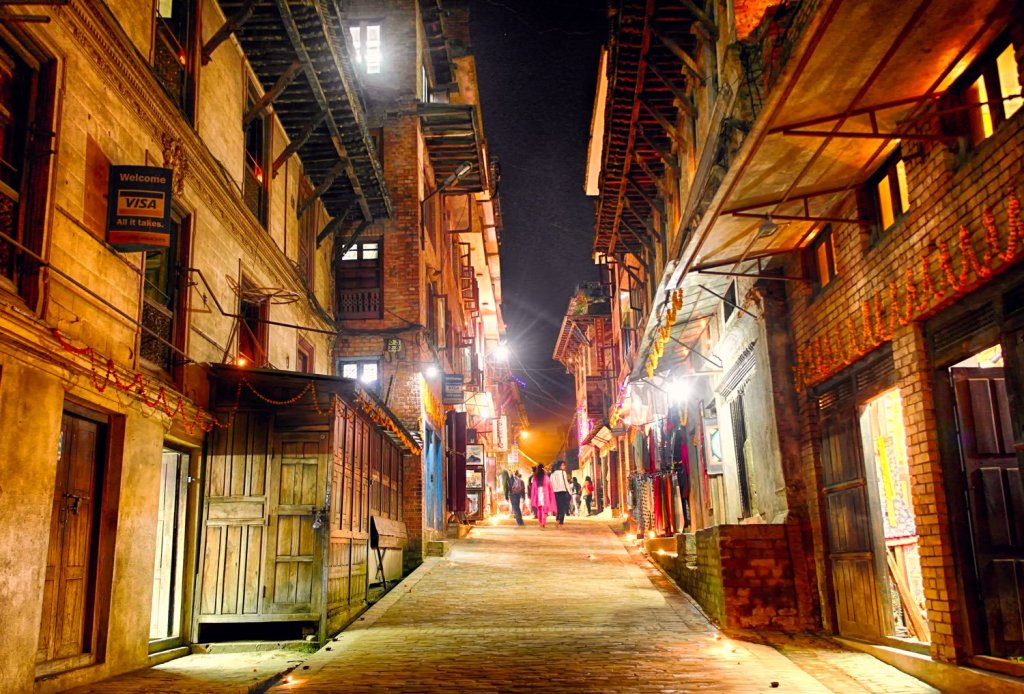 tihar picture bhaktapur