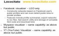 List of Lococitato's capabilities