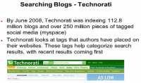 Technorati – another blogs aggregator