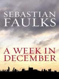 'A week in december' cover