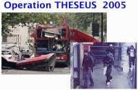 Operation THESEUS – investigating bloody suicide attacks in London