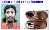 Richard Reid – terrorist who failed blowing up a plane