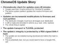 Chromebook firmware updates