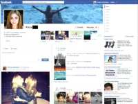 Facebook profile of Jordan's assistant