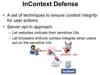 InContext defense explained