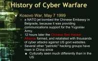 The Kosovo war facts