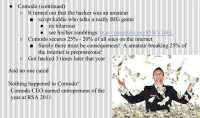 The Comodo story - further details