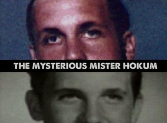 The Mysterious Mister Hokum