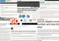 DDoS attacks are on the rise